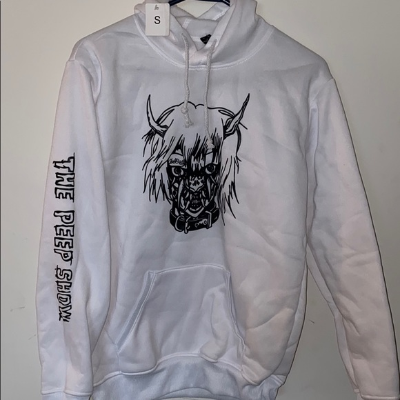 Other - White Hoodie